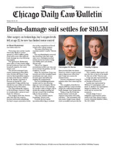 $10.5M for Brain Damage suit